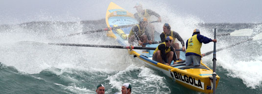 Currumbin Men - ASRL Open 2011