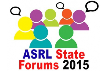 ASRL State by State Forum 2015