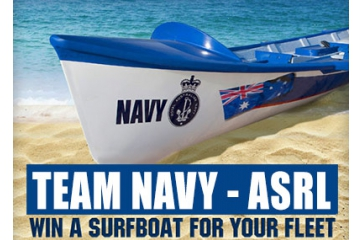 Win a new Surfboat for your Club!
