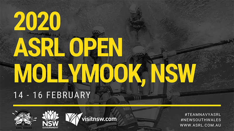 2020 ASRL Open Mollymook