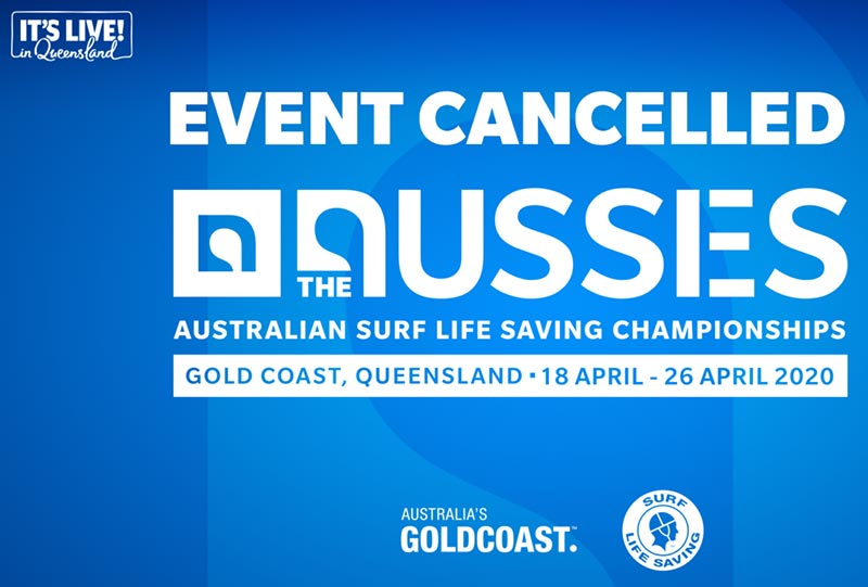aussies cancelled