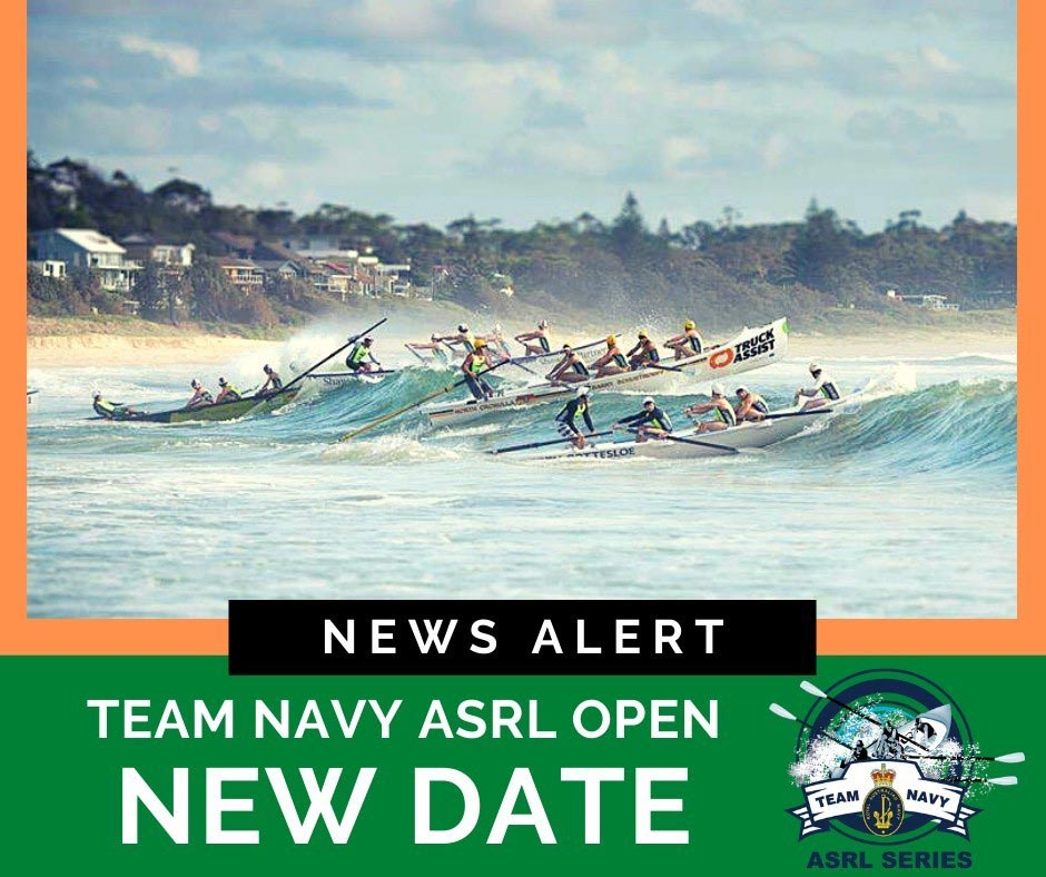 ASRL Open 2021 new date