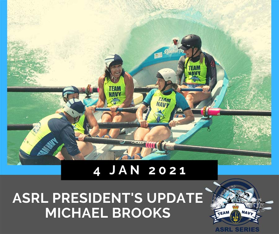 ASRL Presidents Message 2021